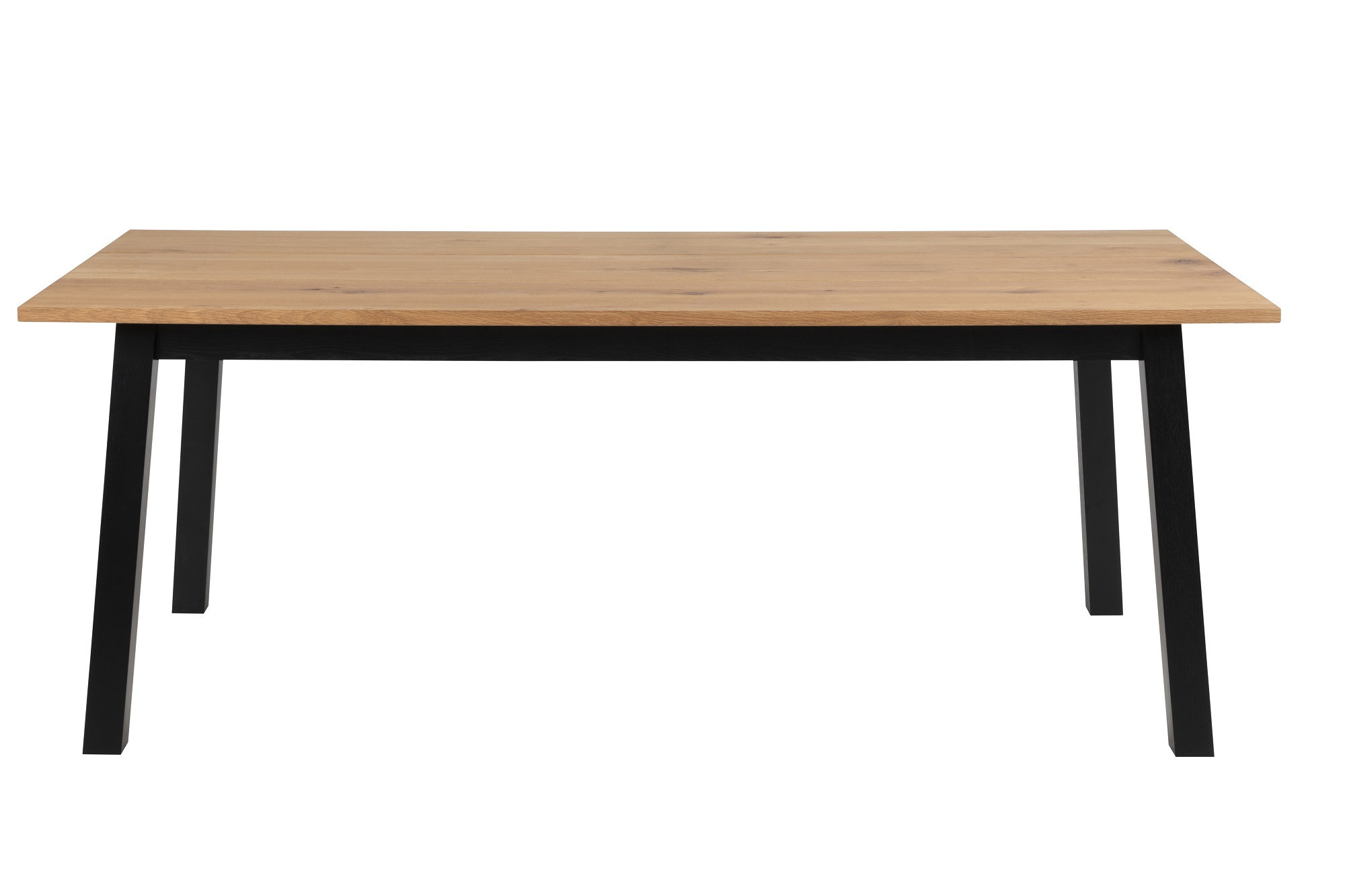 table manger rectangulaire en bois massif charles hellin. Black Bedroom Furniture Sets. Home Design Ideas