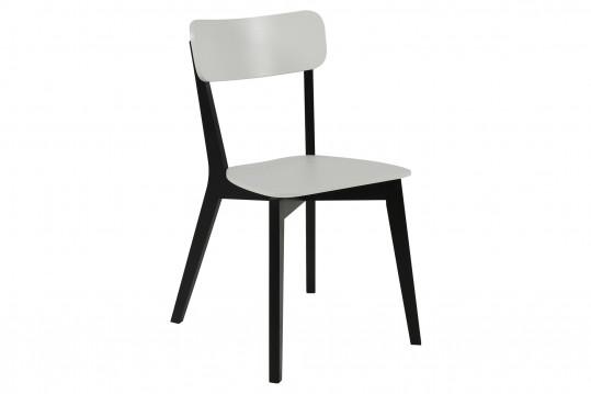 Lot de 2 Chaises modernes Luza - Noir