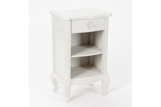 Table de chevet 1 tiroir Arpen
