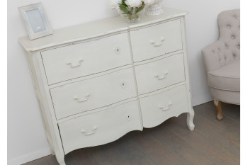 Commode 6 tiroirs Arpen