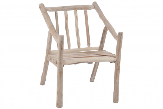 CHAISE EN BOIS NATUREL - AUPURE