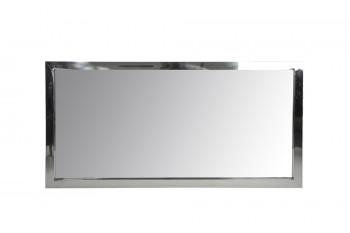 Miroir rectangulaire - acier inoxydable