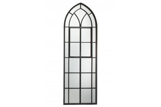 Miroir Mural en Métal allure fenêtre