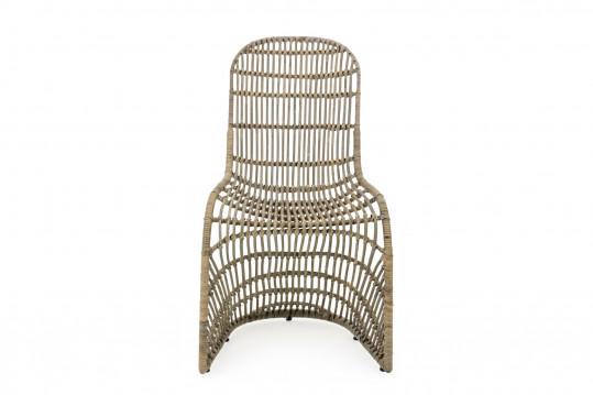 Chaise en kubu - ZOE