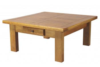 OCCASION Table basse carrée La BRESSE