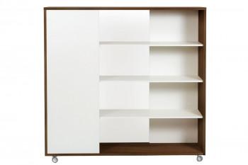 Bibliothèque en bois ADELE