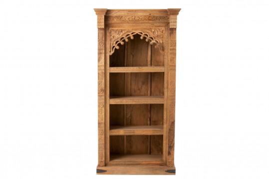 Bibliothèque orientale en bois - SALMA