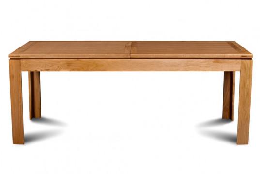 Occasion Table à Allonges en chêne clair BOSTON