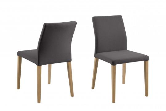 Lot de 2 chaises NINA