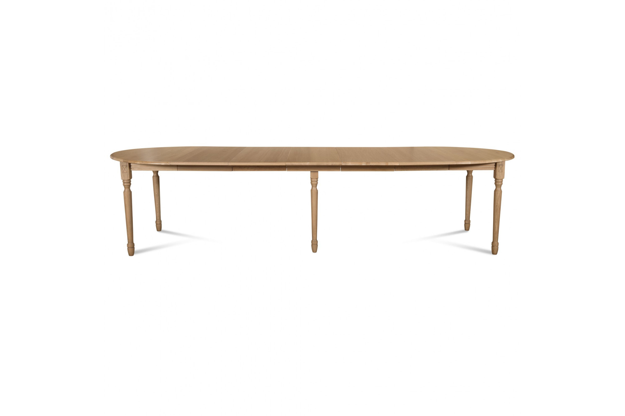 Table Ronde Extensible 12 Personnes Hellin